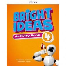 Рабочая тетрадь Bright Ideas 4 Activity Book with Online Practice