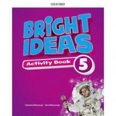 Рабочая тетрадь Bright Ideas 5 Activity Book with Online Practice