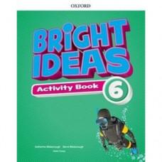 Рабочая тетрадь Bright Ideas 6 Activity Book with Online Practice