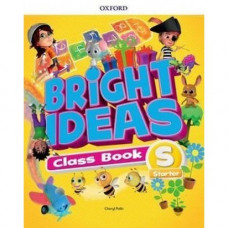 Учебник Bright Ideas Starter Class Book
