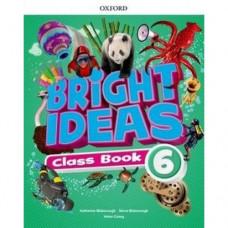 Учебник  Bright Ideas 6 Class Book