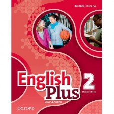 Учебник  English Plus 2 Second Edition Student's Book