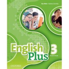 Учебник English Plus 3 Second Edition Student's Book