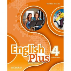 Учебник English Plus 4 Second Edition Student's Book
