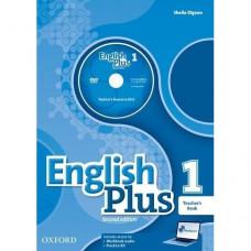 Книга для учителя English Plus 1 Second Edition Teacher's Book