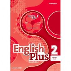 Книга для учителя English Plus 2 Second Edition Teacher's Book