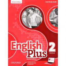Рабочая тетрадь English Plus 2 Second Edition Workbook