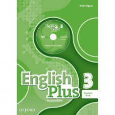 Книга для учителя English Plus 3 Second Edition Teacher's Book
