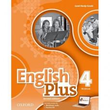 Рабочая тетрадь English Plus 4 Second Edition Workbook