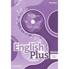 Книга для учителя English Plus Starter Second Edition Teacher's Book