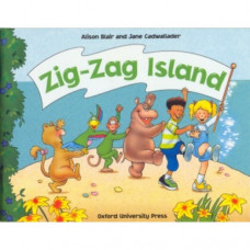 Учебник  Zig-Zag Island Class Book