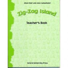 Книга для учителя Zig-Zag Island Teacher's Book