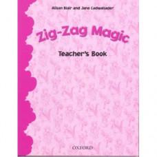 Книга для учителя Zig-Zag Magic Teacher's Book
