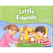 Учебник Little Friends Class Book