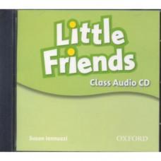 Диск Little Friends Class Audio CD