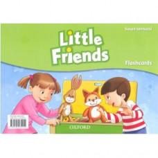 Карточки Little Friends Flashcards