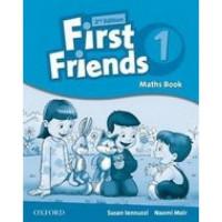 Рабочая тетрадь First Friends Second Edition 1 Math Book