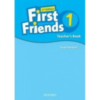 Книга для учителя First Friends Second Edition 1 Teacher's Book