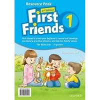 Набор для учителя First Friends Second Edition 1 Teacher's Resource Pack