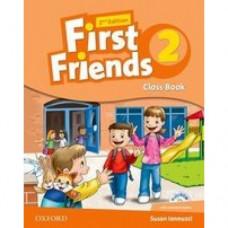 Учебник First Friends Second Edition 2 Class book