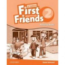 Рабочая тетрадь First Friends Second Edition 2 Activity Book