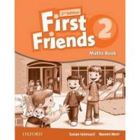 Рабочая тетрадь First Friends Second Edition 2 Math Book