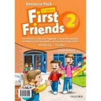 Набор для учителя First Friends Second Edition 2 Teacher's Resource Pack