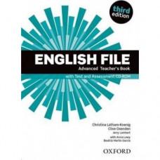 Книга для учителя English File 3rd Edition Advanced Teacher's Book