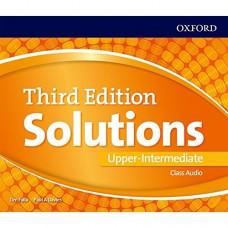Диски Solutions Third Edition Upper-Intermediate Class Audio CDs (4)