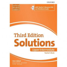 Книга для учителя Solutions Third Edition Upper-Intermediate Teacher's Pack