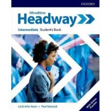 Учебник Headway (5th Edition) Intermediate Student's Book