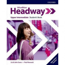 Учебник Headway (5th Edition) Upper Intermediate Student's Book