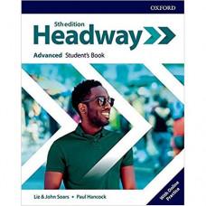 Учебник  Headway (5th Edition) Advanced Student's Book
