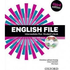Учебник English File 3rd Edition Intermediate Plus Student's Book