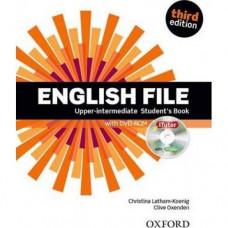Учебник English File 3rd Edition Upper-Intermediate Student's Book