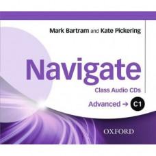 Диски Navigate Advanced C1 Class Audio CDs