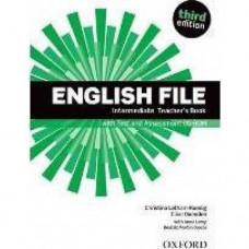 Книга для учителя English File 3rd Edition Intermediate Teacher's Book