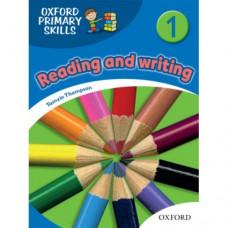 Учебник  Oxford Primary Skills Reading and Writing 1