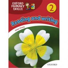 Учебник  Oxford Primary Skills Reading and Writing 2
