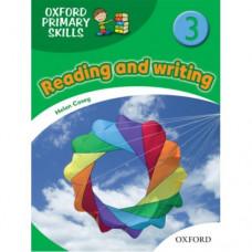 Учебник  Oxford Primary Skills  Reading and Writing 3