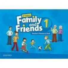 Набор для учителя Family and Friends (Second Edition) 1 Teacher's Resource Pack