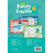 Плакаты Family and Friends (Second Edition) 6 Posters