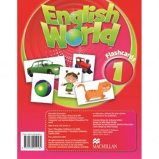 Карточки English World 1 Flashcards