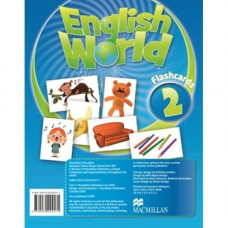 Карточки English World 2 Flashcards