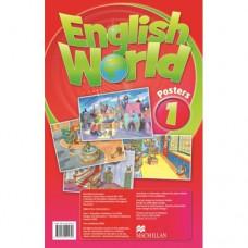 Плакаты English World 1 Posters