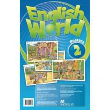 Плакаты English World 2 Posters