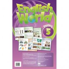 Плакаты English World 5 Posters