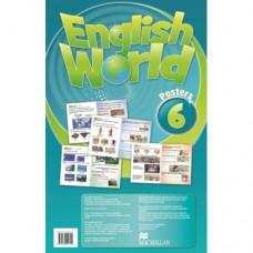 Плакаты English World 6 Posters