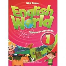 Грамматика English World 1 Grammar Practice Book