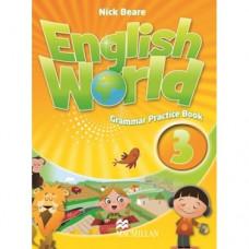Грамматика English World 3 Grammar Practice Book